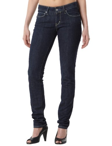 Levis® BOLD CURVE STRAIGHT-Jeans in Dunkelblau