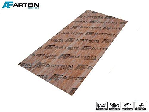 Uni Dichtungspapier Dichtpapier Materialstärke: 0.50 - Maße: 140x195 (0-006)