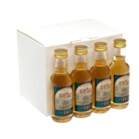 Arran 14 year old Single Malt Scotch Whisky 5cl Miniature - 12 Pack by Arran