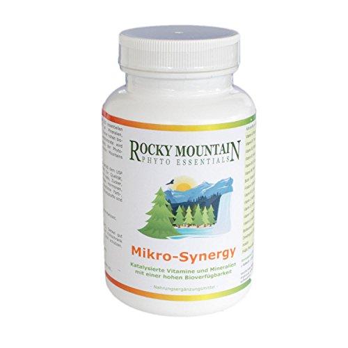 Mikro Synergy Multivitamin und -mineralien