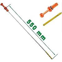 Koppelstange mit Sicherungsmuttern febi bilstein 31570 ProKit Verbindungsstange 1 St/ück vorne rechts