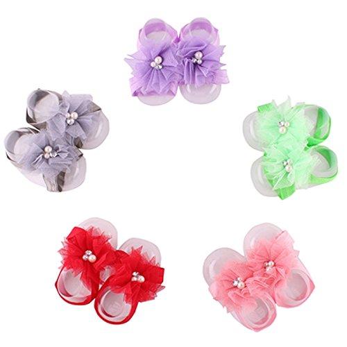 Couvre pied, modèle Mesh Flowers coloris au choix Violet