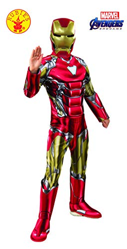 design distintivo Prezzo del 50% data di rilascio Rubie's, Costume Ufficiale Avengers Endgame Iron M