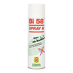 compo bi 58 insecticide spray a broad range effect against e g greenfly cicadas box tree moths. Black Bedroom Furniture Sets. Home Design Ideas