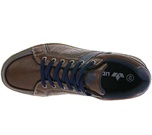 Lico 540317, Sneaker Homme Marron