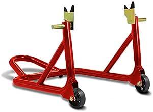 Constands Motorrad Montageständer Für Honda Cbr 900 1000 Rr Fireblade Cbr 600 Rr Vtr 1000 Sp 1 Sp 2 Hinten Standard Racing Basis Rot Auto