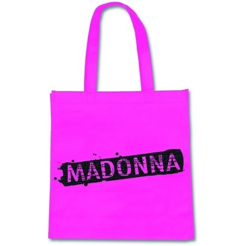 Madonna - Shopping Bag Logo (in 36 x 38 cm)