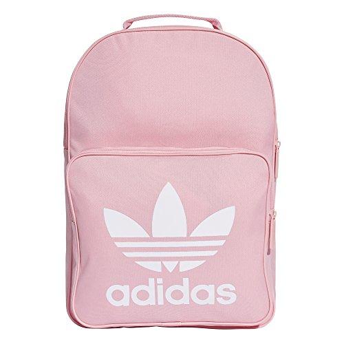 adidas Bp CLAS Trefoil Rucksack, 25 cm, liters, Pink (Rossua)