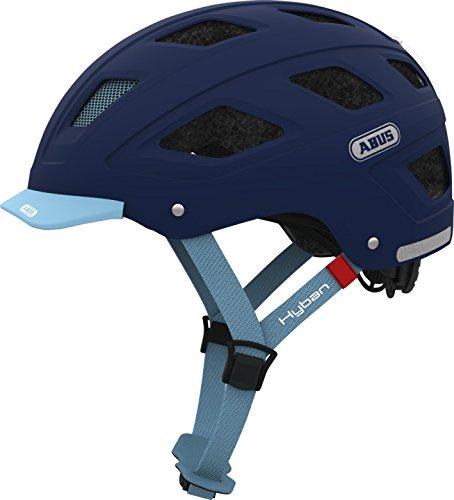 Abus City Urban Fahrradhelm Hyban Core Blue Gr:56-61 cm