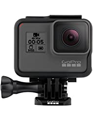 GoPro HERO5 Black Action Kamera (12 Megapixel) schwarz/grau (EU-Version)