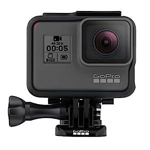 GoPro HERO5 Black Action Kamera (12 Megapixel) schwarz/grau (EU-Version)