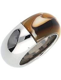 Esprit Jewels - ESRG12153A180 - Bague Femme - Acier inoxydable