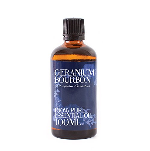 Aceite esencial geranio bourbon - 100 ml - 100% puro