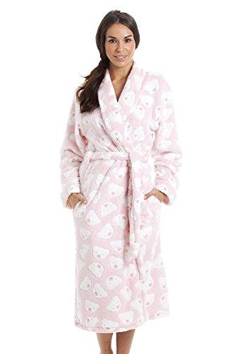 50b0ab03a9 Damen & Kinder - Bademantel - extra weiches Fleece-Material -  hergestellt im UK