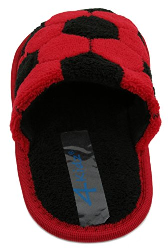 slipper Rot jungen Mule Terry 4kidz Open Back Memory foam O0wqSf