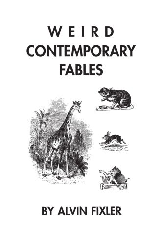 Weird Contemporary Fables Cover Image