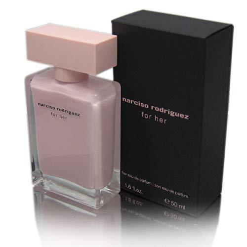 r her, femme/woman,  Eau de Parfüm mit Zerstäuber, 1er Pack (1 x 50 ml) ()