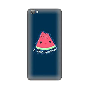 Digi Fashion Premium Back Cover with direct sublimation printing for Vivo V66