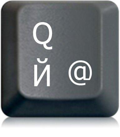 kleber, transparent, laminierte matte Oberfläche, für Standard Tastaturen, Made in Germany, Weiß ()