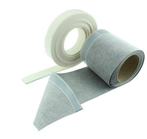 duschwannen dichtband Wannendichtband für Duschen, Badewannen etc. 3,5 m BTEC