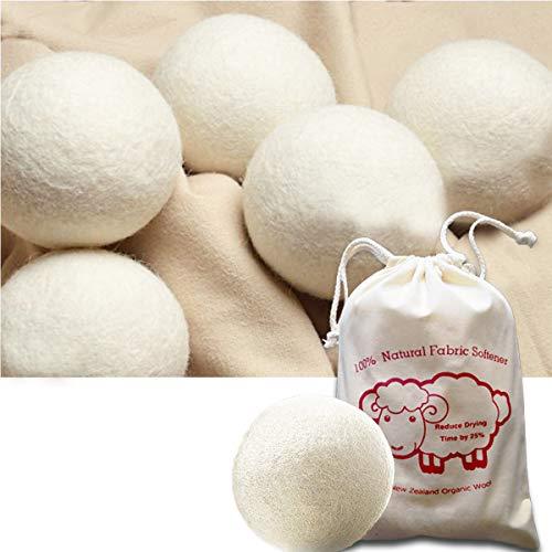 Zoom IMG-3 orgawise wool dryer balls 6