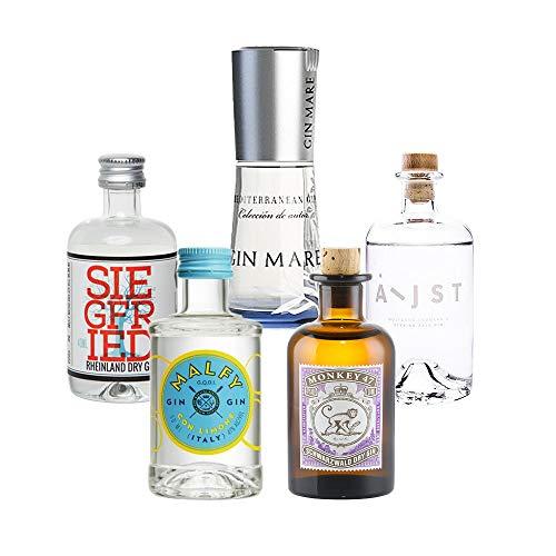 Gin Mini Tasting Set Vol. 2-6 x Original Gin minis