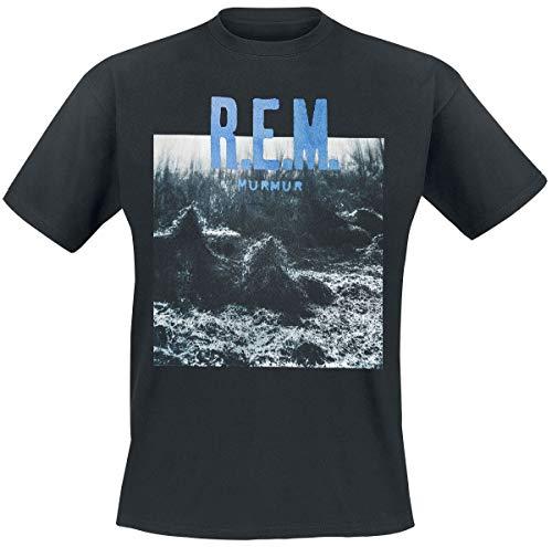 REM Murmur T-Shirt schwarz XXL (Rem-shirt)