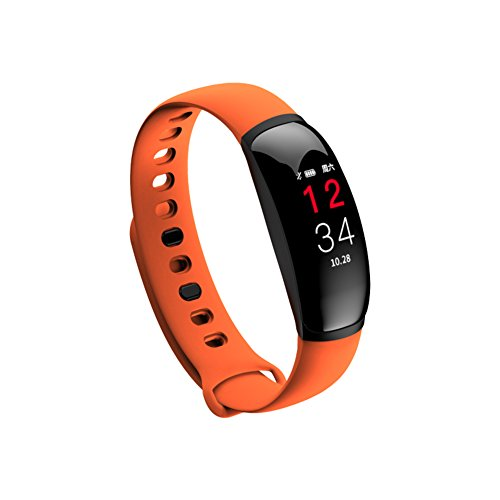 Multifunction Fitness Tracker Smart Wristband Pedometer Heart Rate And Sleep Monitor Led Waterproof Call And Massage Reminder Bluetooth Bracelet C 20x20cm8x8inch