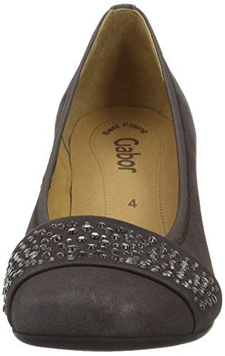 Gabor Shoes - Gabor, scarpe con tacco  da donna Grey (Grey Suede)