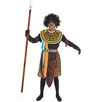 LLOPIS Disfraz adulto africano