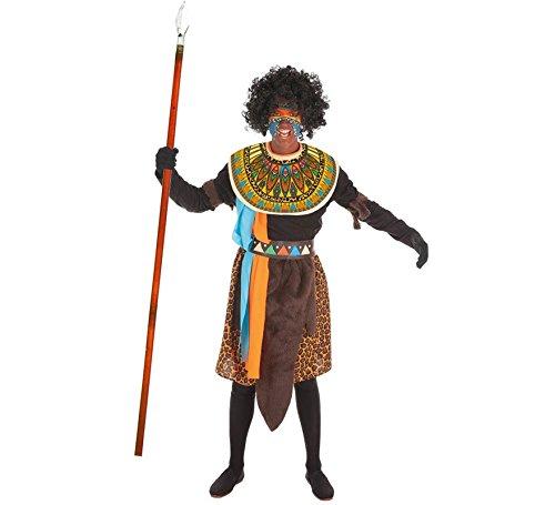 Imagen de llopis  disfraz adulto africano