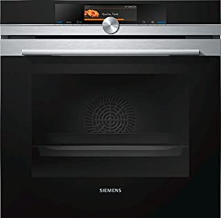 Siemens iQ700 Einbau-Elektro-Backofen HB678GBS6 / Edelstahl / A+ / activeClean Selbstreinigungs-Automatik / coolStart-kein Vorheizen / cookControl Plus vollautomatisches Braten (B015DJSZE0) | Amazon price tracker / tracking, Amazon price history charts, Amazon price watches, Amazon price drop alerts