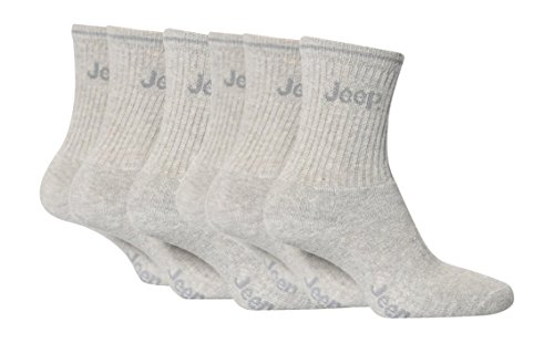 jeep-6-paires-de-garcons-coton-chaussettes-de-sport-a-semelles-rembourrees-27-31-eur-9-12-uk-gris