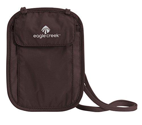 Eagle Creek Undercover Portadocumentos de cuello, 18 cm, Mocha