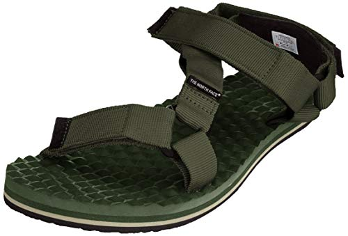 n M Base Camp Switchback Sport Sandalen, Grün (Four Leaf Clover/Tnf Blck 4nx), 45.5 EU ()