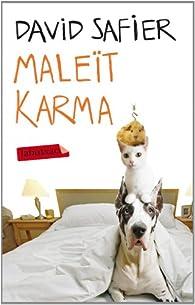 Maleït Karma par David Safier