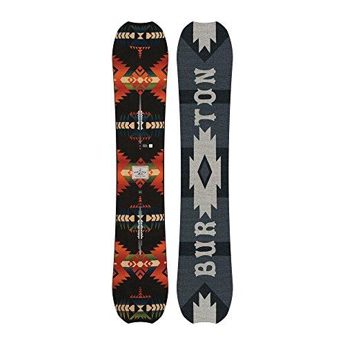 Burton - Planche De Snowboard Trick Pony 2nd - Homme - Marron