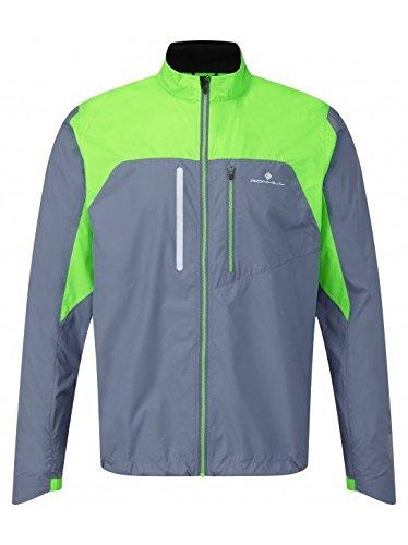 ronhill-advance-herren-windschutz-lite-menjacket-gr-l-granite-grey-fluorescent-green