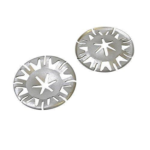20x Metall Befestigung Clip Klemmscheibe für Seat N90796502 #NEU# | CL-0378 Test
