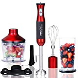 Immersion Blender Cordlesses Review and Comparison