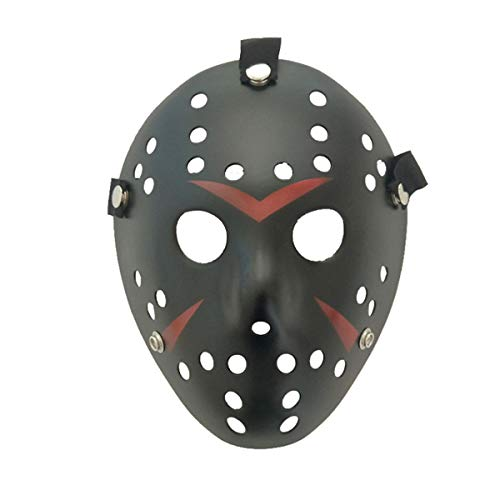 (Jason Voorhees Weihnachten Maske, Horror Maske, Film Requisiten)