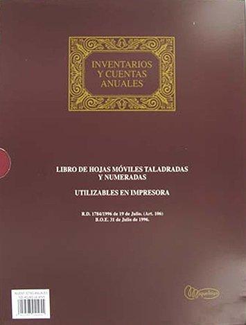 Buch Bestandsaufnahmen und Jahresabschluss MiquelRius A4100H
