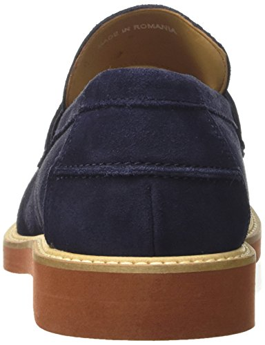 BATA 8139163, Mocassins (Loafers) Homme Bleu
