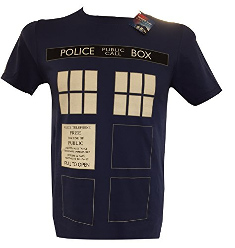 Official BBC TARDIS T-shirt