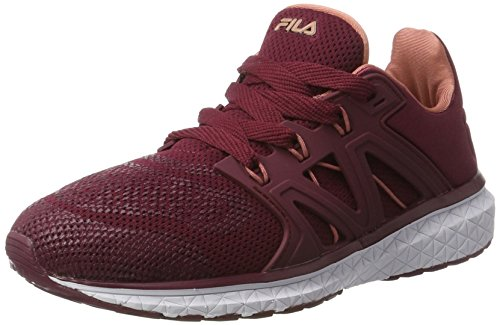 Fila Damen Women Base Topic Low Wmn Sneaker Burgund (TAWNY Port)