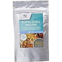 Naturonia Elimina olores gato y fragancia Aloe Vera 4 Sobres