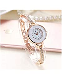 Att'z Analog Multi Colour Dial Rose Gold Womens &Girls Watches - WC1