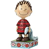 Enesco 4049399 Linus - Snoopy, Multicolore