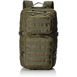 Camouflage Militaire Armée Sac à dos US assault pack 36L MOLLE Vert