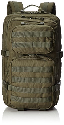 Patrol backpack tactical molle assault pack 36l olive